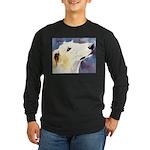 Borzoi Long Sleeve Dark T-Shirt