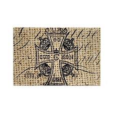 vintage cross jubilee paris scripts Magnets