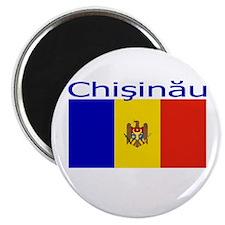 Chisinau, Moldova Magnet