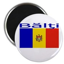 """Balti, Moldova 2.25"""" Magnet (100 pack)"""