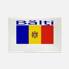 Balti, Moldova Rectangle Magnet