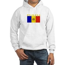 Balti, Moldova Hoodie