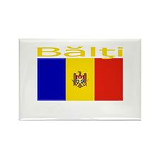Balti, Moldova Rectangle Magnet