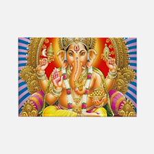 GANESH HINDU GOD Rectangle Magnet