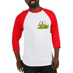 Egg and Meat Ducks Baseball Jersey
