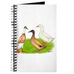 Egg and Meat Ducks Journal