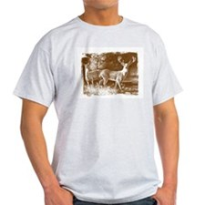Wildlife Deers T-Shirt