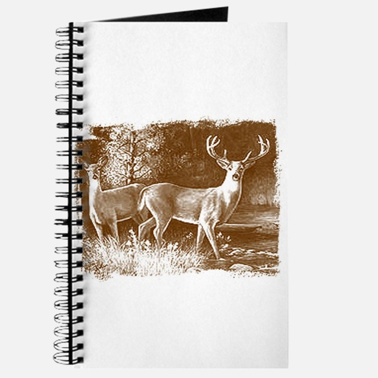 Wildlife Deers Journal