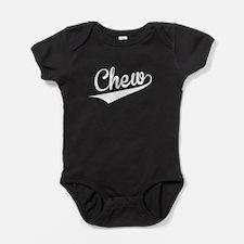 Chew, Retro, Baby Bodysuit