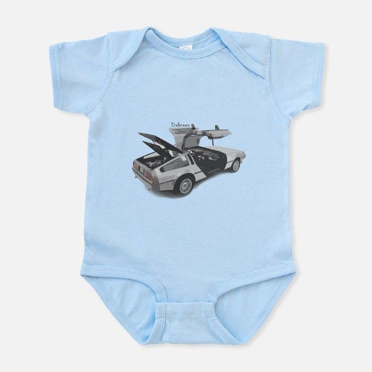 Cute Fox sports Infant Bodysuit