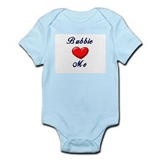 Bubbie Loves Me Infant Bodysuit
