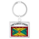 Grenada keychains Keychains