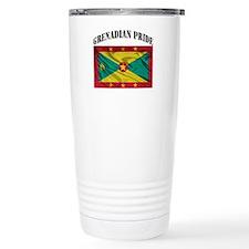 Grenadian Pride Travel Mug