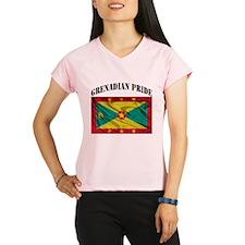 Grenadian Pride Performance Dry T-Shirt