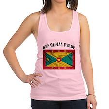 Grenadian Pride Racerback Tank Top