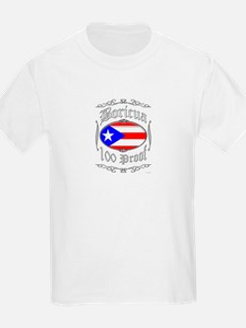 Boricua 100 Proof2 T-Shirt