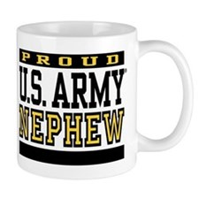 Proud U.S. Army Nephew Mug