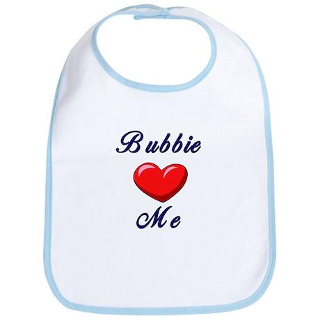 Bubbie Loves Me Bib