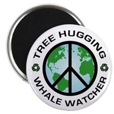 Tree Hugger, Whale Watching Magnet