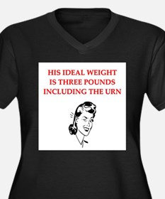 divorced woman Plus Size T-Shirt
