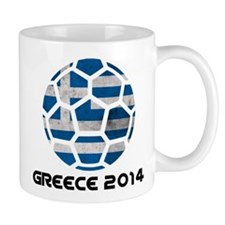 Greece World Cup 2014 Mug