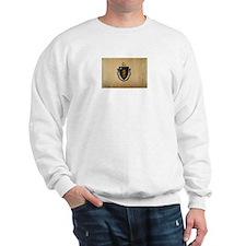 Massachusetts State Flag VINTAGE Sweatshirt