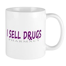I Sell Drugs Small Mugs