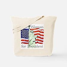 Bernie Sanders For President Tote Bag