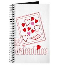 Be My Valentine Journal