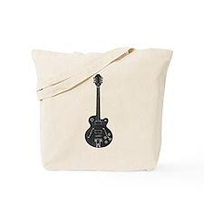 Spec Guitar Tote Bag