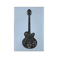 Spec Guitar Rectangle Magnet