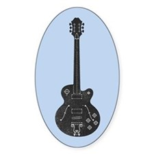 Spec Guitar Decal
