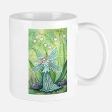 Lily of the Valley Fairy Art Mugs