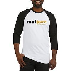 matBURN Baseball Jersey