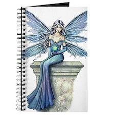 Blue Celeste Fairy Fantasy Art Journal