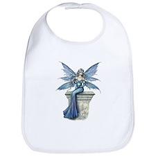 Blue Celeste Fairy Fantasy Art Bib