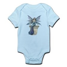 Blue Celeste Fairy Fantasy Art Body Suit