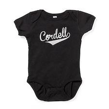 Cordell, Retro, Baby Bodysuit