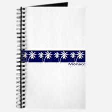 Monaco Navy Palms Journal