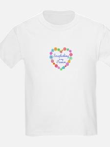Scrapbooking Passion T-Shirt