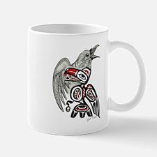 Raven Spirit Mugs