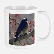 Bluebird Perching Mugs