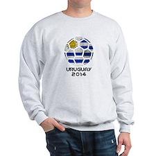 Uruguay World Cup 2014 Sweatshirt