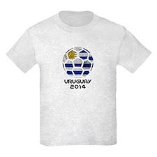 Uruguay World Cup 2014 T-Shirt
