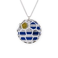 Uruguay World Cup 2014 Necklace