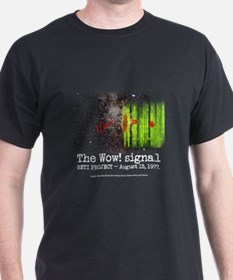 SETI - The Wow! Signal T-Shirt