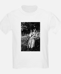 St. Francis (bw photography) T-Shirt