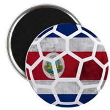"Costa Rica World Cup 2014 2.25"" Magnet (10 pack)"