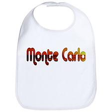 Monte Carlo Sunset Type Bib