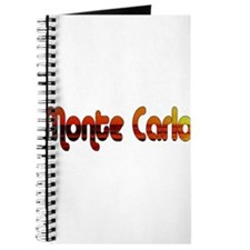Monte Carlo Sunset Type Journal